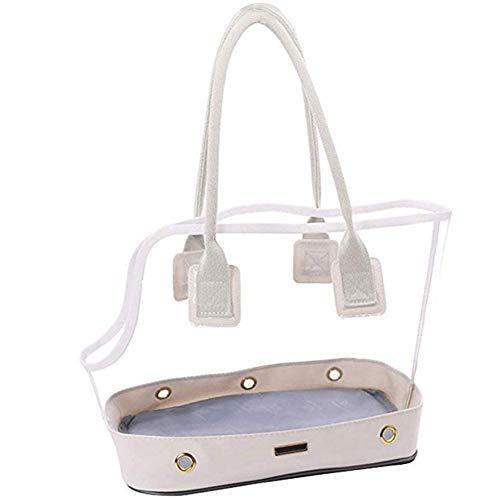MOCOHANA Dog Carrier Purse Pet Travel Bag Cat Travel Carrying Handbag Portable Pet Tote Bag for...