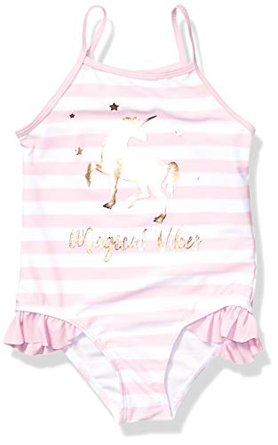 Freestyle Revolution Girls' Toddler 1Pc Magical Swimsuit, 2T