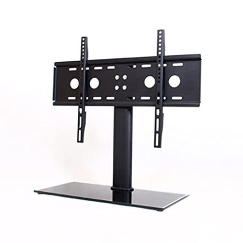 Soporte De TV De 26 a 55 Pulgadas LCD Plano Curvo Base De TV Soporte De Montaje Vertical Montaje En Pared Monitor Ajustable Soporte De Montaje En Pared