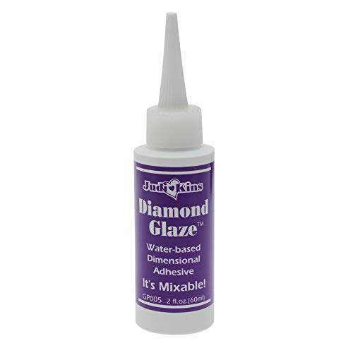 Judikins GP005 Diamond Glaze, 2-Ounce with Finger Cots