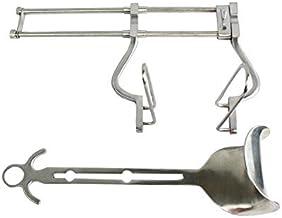 Defender Balfour Abdominal Retractor 10-inch Spread Veterinary Surgical BD Instruments