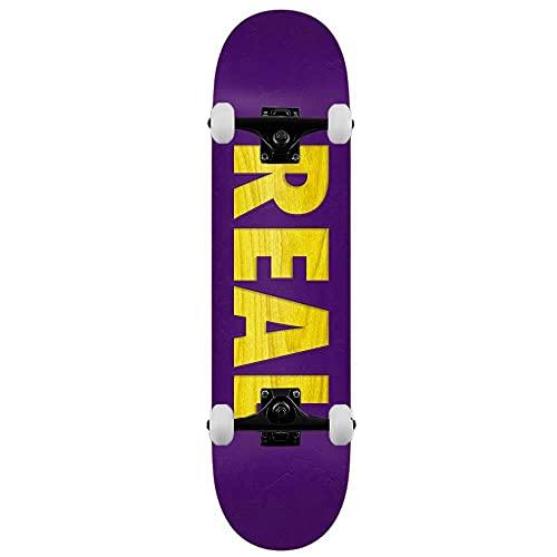 Real Bold Redux - Skateboard completo multi 21,3 cm