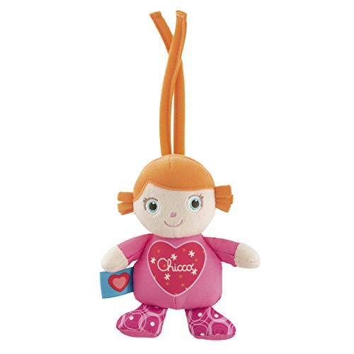 Chicco - 00009718000000 - Charlotte - Peluche Musicale - version italienne