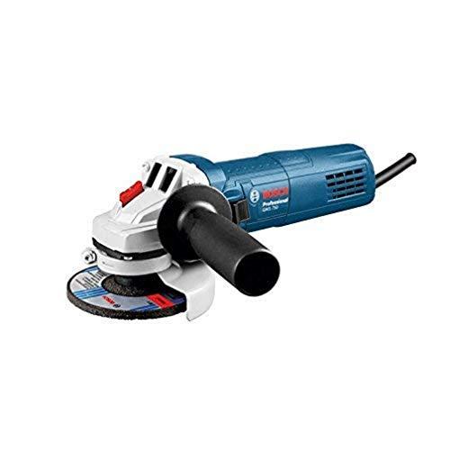 Bosch Professional 0601394000 GWS Smerigliatrice Angolare, 750 W, 115 mm, M 14, Blu, 380 W, Blau