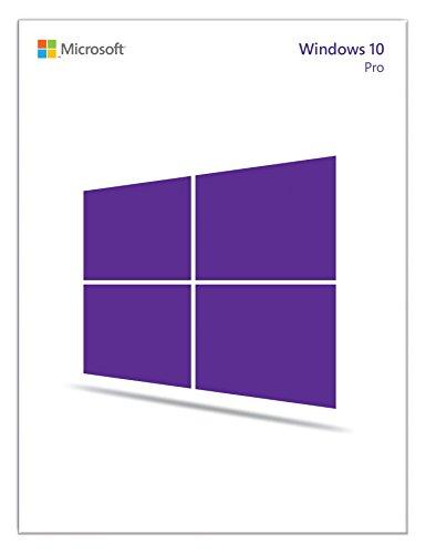 Microsoft Windows 10 Professional 32-bit/64-bit 1 Lizenz | PC | Download