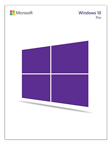 Preisvergleich Produktbild Microsoft Windows 10 Professional 32-bit / 64-bit 1 Lizenz / PC / Download