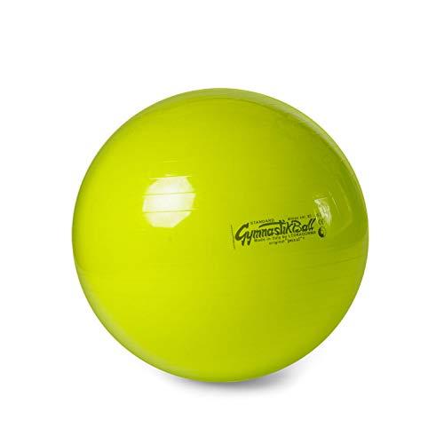 Pezzi Ball 42 cm Gymnastik Fitness Sitzball Training Therapie lindgrün