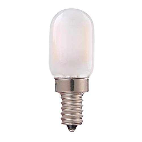 PIXNOR Bombillas de Horno para Aparatos de Cocina Bombillas de Repuesto para Candelabros Bombillas para Horno Estufa Refrigerador Microondas E14 Tornillo Base Accesorios para Horno