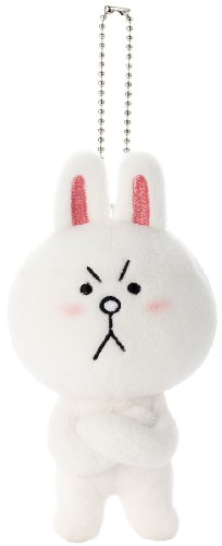 LINE CHARACTER Connie (with ball chain) CO-1 (japan import)