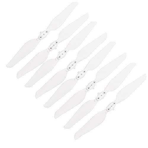 Accessori per drone Elica drone 4 / 8pcs Elica pieghevole a rilascio rapido Adatta per FIMI X8 SE 2020 Puntelli Blades Quadcopter Sostituzione Accessori percorribili Accessori Ricambi (Colore: 8 PZ Ro