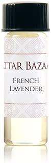 ATTAR BAZAAR FRAGRANCES French Lavender, 0.125 Ounce