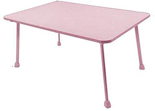 QTQZDD mobiele computertafel inklapbare laptoptafel, luier tafel, kleine tafel op bed, kleine tafel voor kinderen (kleur: blauw, maat: 45 cm x 68 cm) 2 2