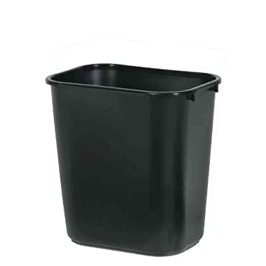 Rubbermaid Commercial Not Available Soft Molded Plastic Wastebasket