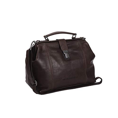 The Chesterfield Brand Doktortasche Leder Braun Shaun