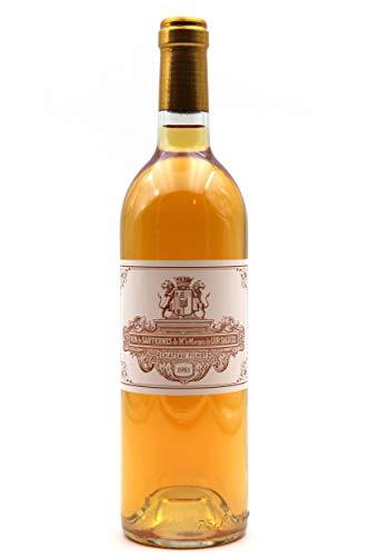 Château Filhot 1981 - vin Blanc - 75cl - AOC Sauternes
