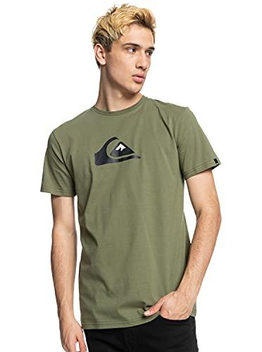 magliette uomo quiksilver Quiksilver™ Comp Logo - Maglietta - Uomo - M-