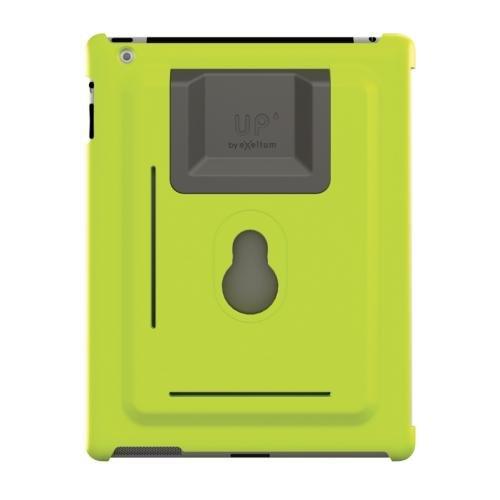 XFLAT - Supporto da Parete e Base 3 in 1 per iPad, iPad2, iPad3 (New iPad) e iPad4 (iPad Retina), Base Utilizzabile in 4 Posizioni a 25° o 60° in Verticale e 25° o 60° in Orizzontale