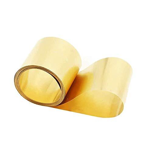 WSabc koperen folie plaat H62 zuiver koper metaal Safe Sheet voor elektrolyse-experiment
