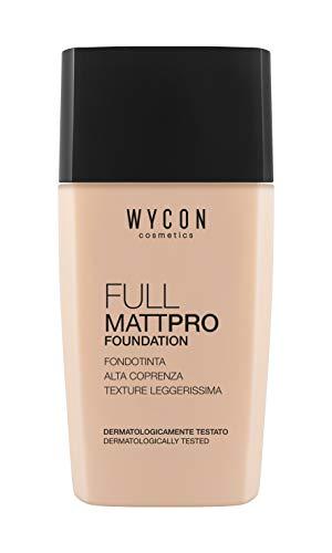 WYCON cosmetics FOUNDATION FULL MATT PRO