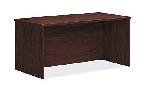 HON LM6030N Foundation Desk Shell 60-Inch W x 30-Inch D Mahogany Finish -  HONLM6030N