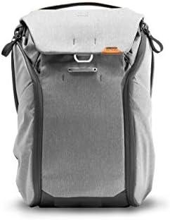Peak Design Everyday Backpack 20L MagLatch Travel Camera Laptop Bag with Tablet Sleeve Ash V2 product image
