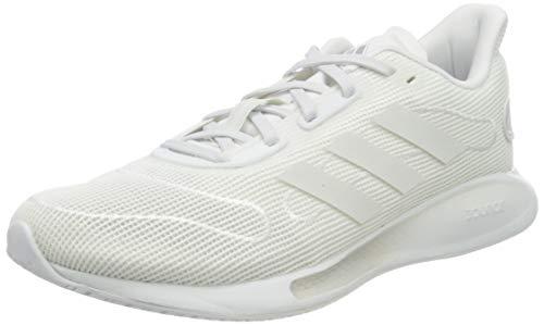 adidas GALAXAR Run W, Zapatillas Mujer, FTWBLA/FTWBLA/TOQGRI, 38 EU