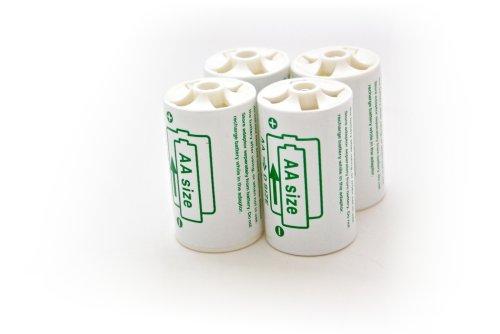 edi-tronic -   4X Batterieadapter