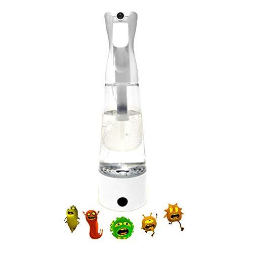 GsMeety 350ML Hypochlorit-Generator Hausgemacht Reinigungswasserherstellungsmaschine Wasserspray Salz und Wasserelektrolyse für Heime, Schulen, Büros, Krankenhäuser, Hotels