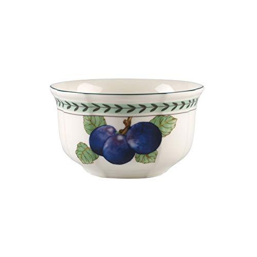 Villeroy & Boch French Garden Modern Fruits Bol - Cuenco (14 x 14 x 8 cm, 0,75 L), color morado