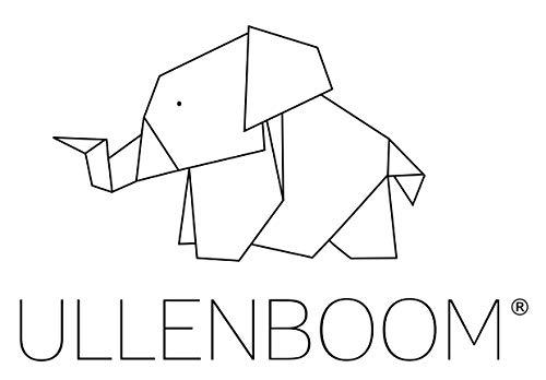 ULLENBOOM ® Tapis d'Éveil et Matelas pour Parc Bébé sable ours (120x120 cm...