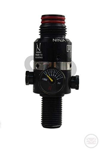 Unbekannt Ninja Füllsystem: Ninja 3000 psi/200 bar Reg Plus Ninja Fülladapter mit HP-Bleeder