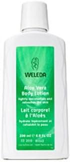 Weleda Aloe Vera Body Lotion, 6.8-Fluid Ounce