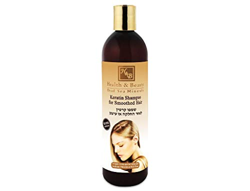 Shampoing keratine (400ml) Femme HEALTH & BEAUTY