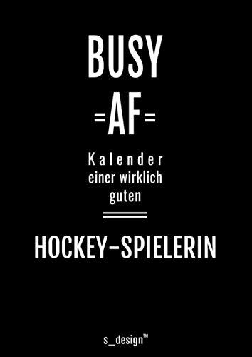 Kalender 2021 für Hockey-Spieler / Hockey-Spielerin: DIN A4 Tagesplaner / Wochenplaner / Terminkalender für das ganze Jahr: Termin-Planer / ... von 7 bis 21 Uhr (4 Termine pro Stunde)