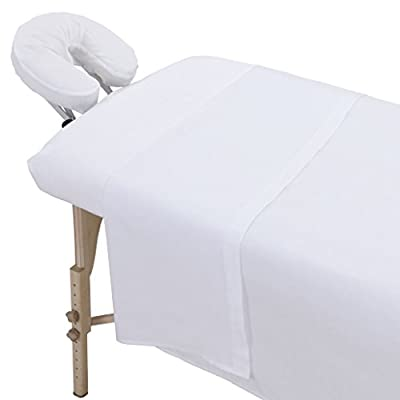 London Linens Polycotton Massage