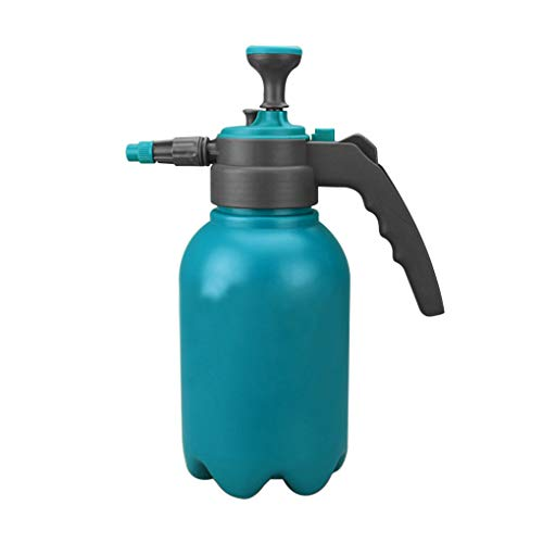 2L Hand Pressure Sprayer with Adjustable Nozzle,Garden Sprayer Pump Plant Water Mister Sprayer Lawn Mister Bottle Indoor Outdoor Cleaning Watering Can Multi-purpose Spray Bottle for household Garden