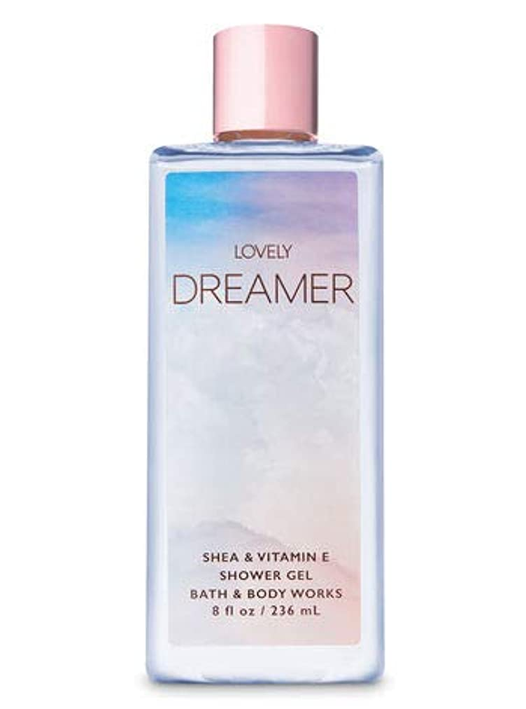 冷蔵庫香ばしい解く【Bath&Body Works/バス&ボディワークス】 シャワージェル ラブリードリーマー Shower Gel Lovely Dreamer 10 fl oz / 295 mL [並行輸入品]