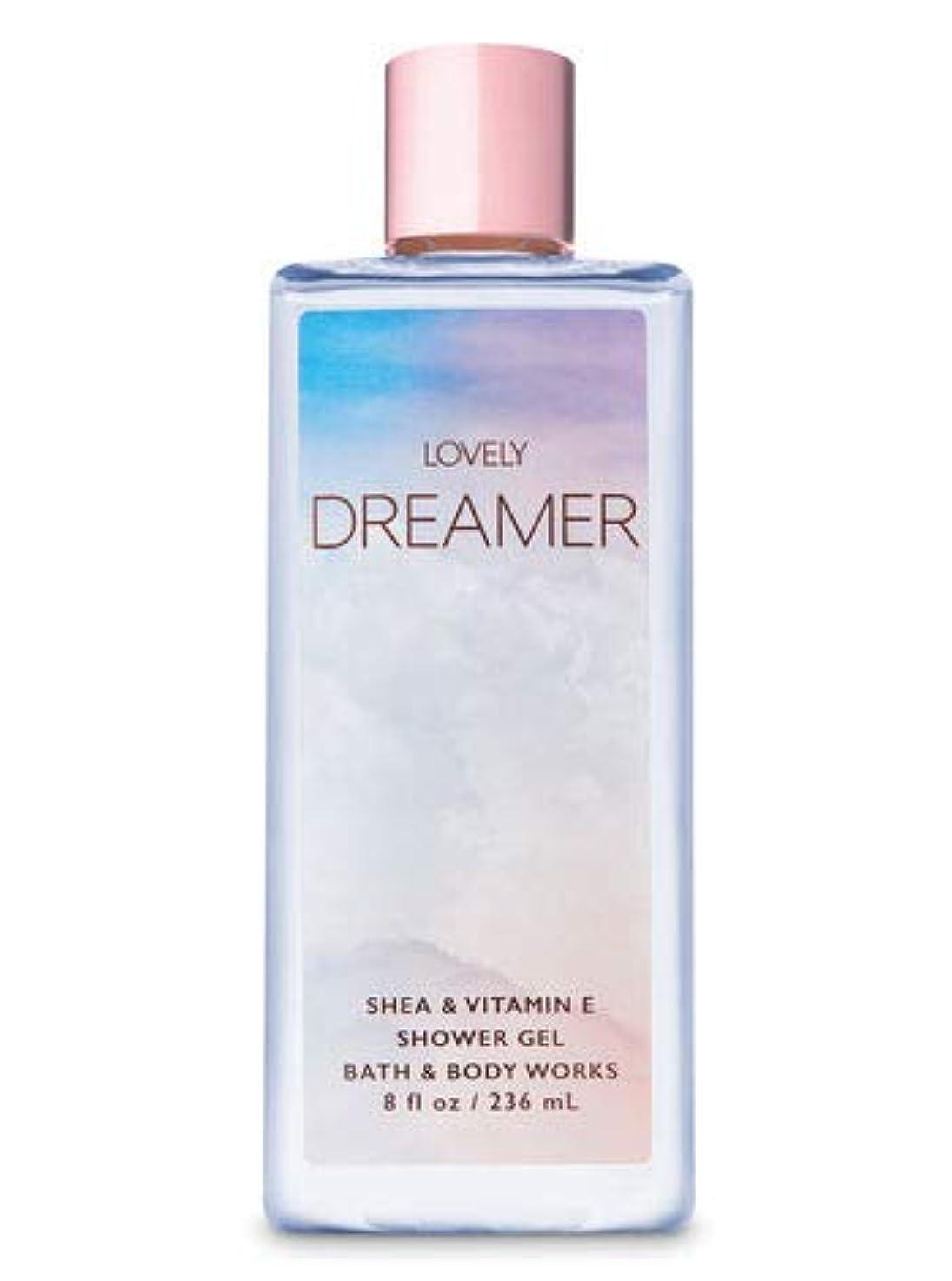 意義引き出すトチの実の木【Bath&Body Works/バス&ボディワークス】 シャワージェル ラブリードリーマー Shower Gel Lovely Dreamer 10 fl oz / 295 mL [並行輸入品]