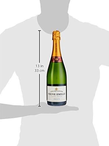 Veuve Emille Champagne Brut (1 x 0.75 l) - 5