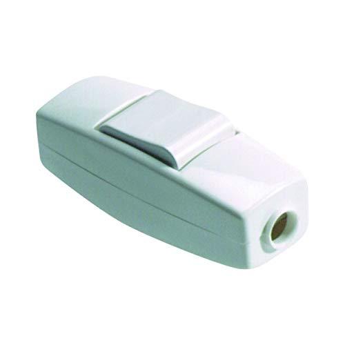 Solera 6541 - Interruptor paso 10a 250v blanco