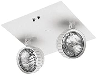 ACUITY LITHONIA 2 Incandescent Lamps, Emergency Light