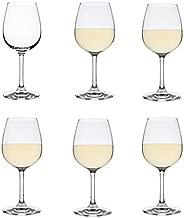 DARTINGTON DRINK! WHITE WINE SET OF 6