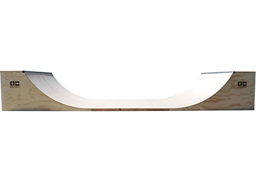 OC Ramps Halfpipe Ramp- 8ft Wide