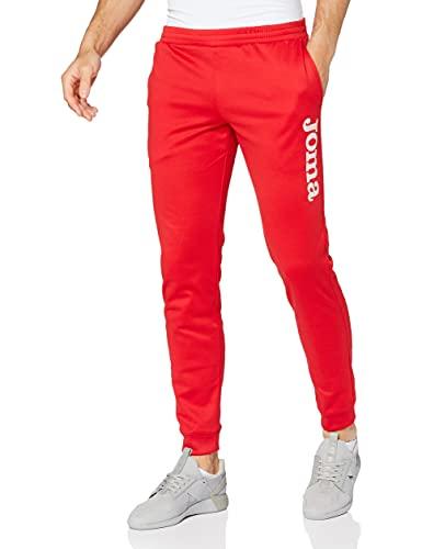 Joma Suez - Pantalón para Hombre, Color Rojo, Talla 10