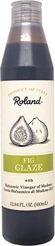 Roland Foods Balsamic Glaze, Fig, 12.84 Ounce