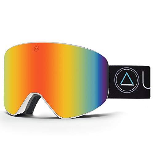 Uller Máscara de Esquí Gafas Ski y Snowboard Avalanche
