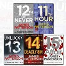 Women's Murder Club Series 3 Collection Set By James Patterson (Books 11-15)