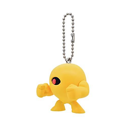 Mega Man Swing Series Yellow Devil Figure Keychain