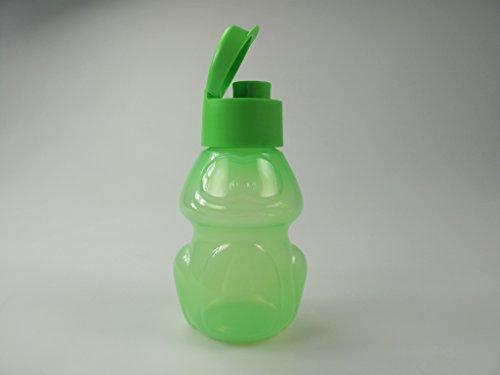 TUPPERWARE Kinder 350 ml grün Frosch EcoEasy Trinkflasche C171 Eco Ökoflasche 6611