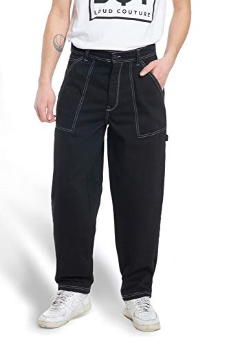 Homeboy X-TRA Work Pant - Black - 32 L32